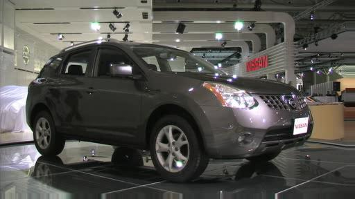Nissan Rogue 2008 au Salon de l'auto de Toronto (VID�O) Video