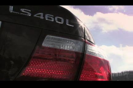 Essai : Lexus LS 460L 2007 (VID�O) Video