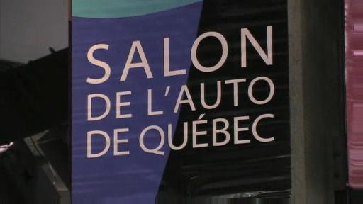 Le Salon de l'auto de Qu�bec (VID�O) Video