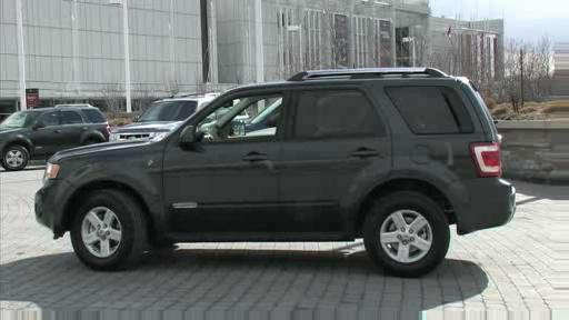Ford Escape 2008 : Premi�res impressions (VID�O) Video
