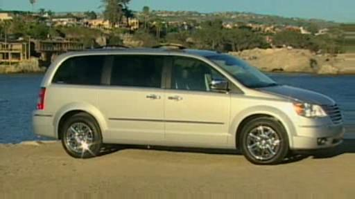 Dodge Grand Caravan et Chrysler Town & Country : premi�res impressions (vid�o) Video