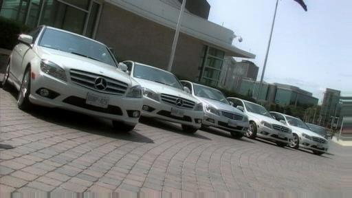 Mercedes-Benz Classe C 2008 : premi�res impressions (vid�o) Video