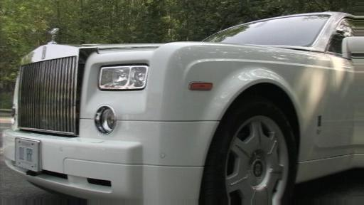 Rolls-Royce Phantom 2007 : essai (vid�o) Video