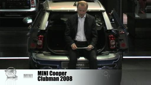 Detroit 2008: MINI lance la nouvelle Clubman � 5 portes! (vid�o) Video