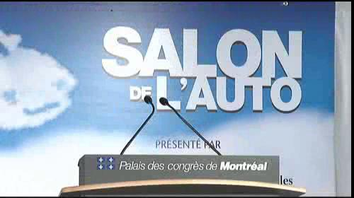 Vivez les d�voilements du Salon de Montr�al 2008 en vid�o Video