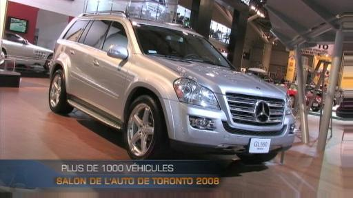 Salon de l'auto de Toronto, c'est parti ! (vid�o) Video