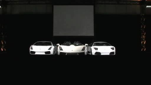 Le Th��tre Lamborghini au Salon de l'auto de Toronto (vid�o) Video