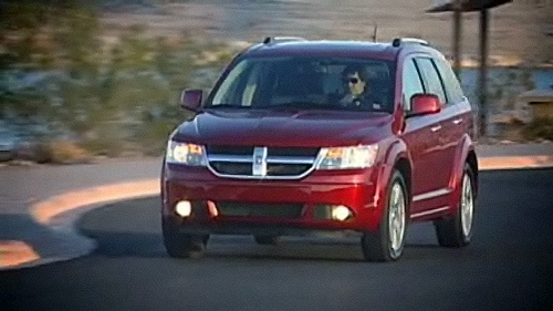 Dodge Journey SE 2009 : essai routier Video
