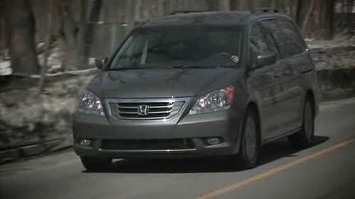 Honda Odyssey Touring 2008 : essai routier Video