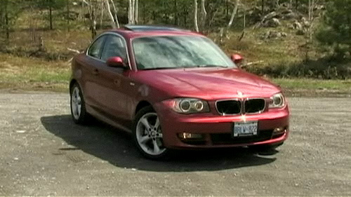 BMW 128i 2008 : essai routier Video