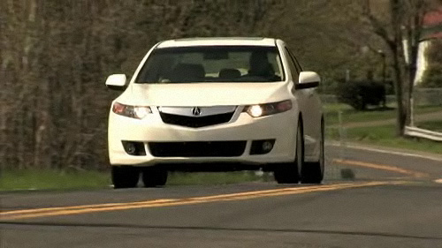 Acura TSX 2009 : premi�res impressions Video