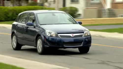 Saturn Astra XE � 5 portes 2008 : essai routier Video