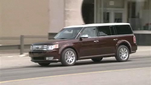 Ford Flex 2009 : premi�res impressions Video