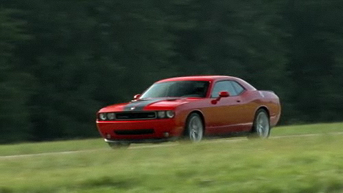 Dodge Challenger SRT8 2008 : premi�res impressions Video