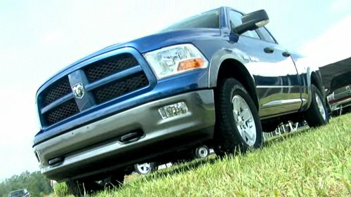 Dodge Ram 2009 : aper�u Video