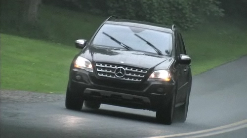 Mercedes-Benz Classe M 2009 : premi�res impressions Video