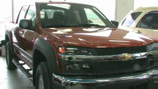 2006 Chevrolet Colorado 2WD Crew Cab