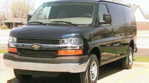 2006 Chevrolet Express Cargo 1500 Video