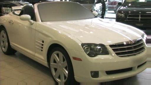 2006 Chrysler Crossfire Roadster