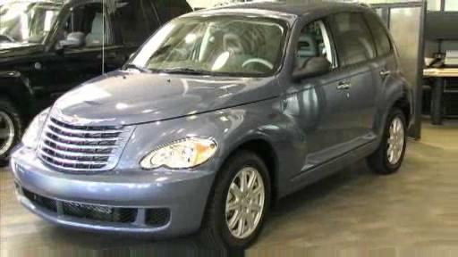 Chrysler Pt Cruiser. 2006 Chrysler PT Cruiser
