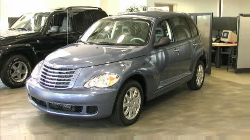 2006 Chrysler PT Cruiser Convertible