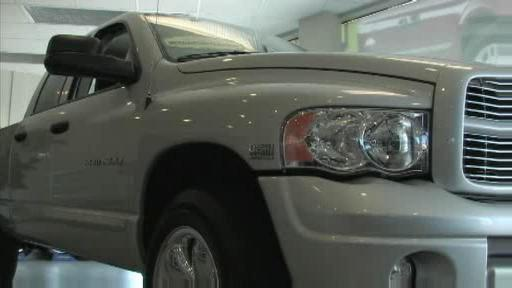 2006 Dodge Ram 1500 2WD Regular Cab LWB