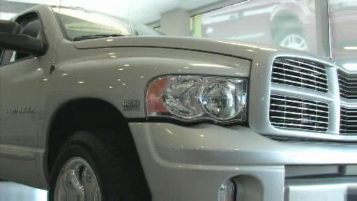 2006 Dodge Ram 1500 4WD Regular Cab