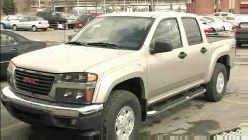 2006 GMC Canyon 2WD Crew Cab