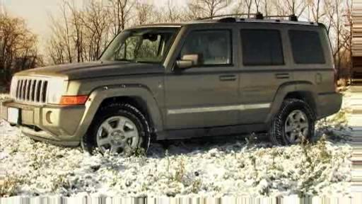 jeep commander. Cars Review. Best American Auto & Cars Review