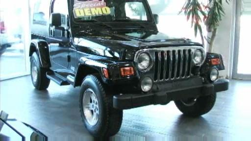 2006 Jeep TJ Unlimited