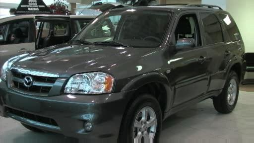 2006 Mazda Tribute 4WD