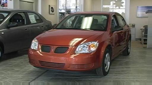 2006 Pontiac Pursuit 4-dr