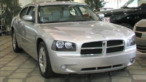 2007 Dodge Charger AWD
