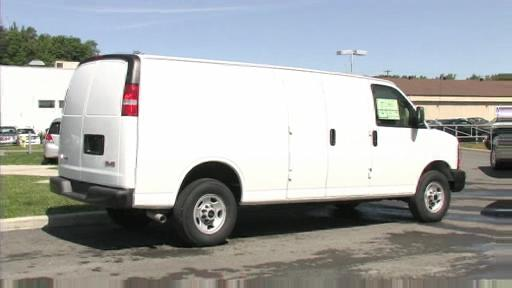 2007 GMC Savana Cargo 1500 Video