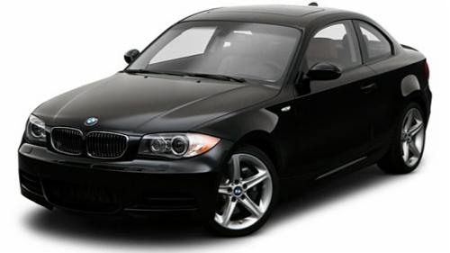 2008 BMW 1 Series Coupe Video Specs