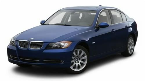 2008 BMW 3 Series Sedan Video Specs