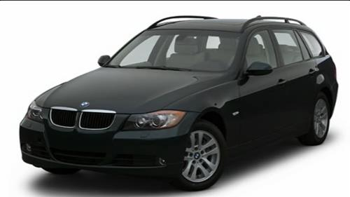 2008 BMW 3 Series Wagon Video Specs