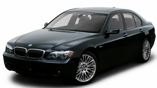 2008 BMW 7 series Video Specs