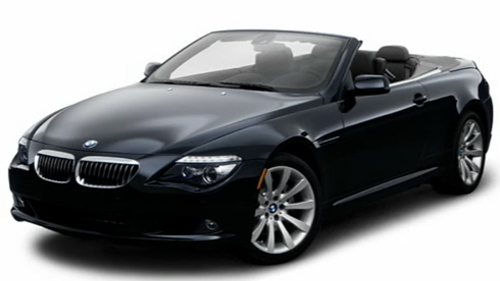 Vid�o de pr�sentation: BMW S�rie 6 Convertible 2008 Video