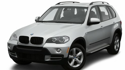Sp�cification Vid�o: BMW X5 2008 Video