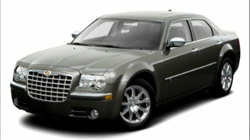 Chrysler 300 Srt8. Specification Video: 300 SRT8