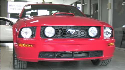 Specification Video:  Mustang Video