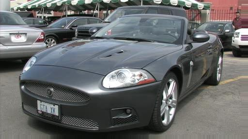 2008 Jaguar XK Series Convertible