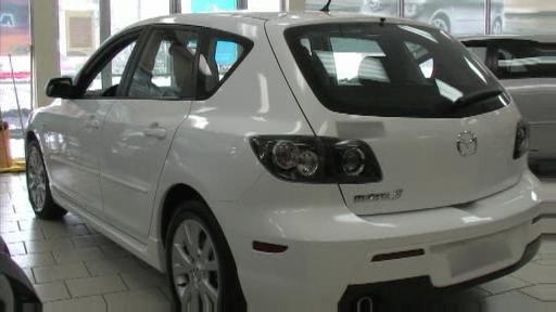 Vid�o de pr�sentation de la Mazda3 sport Video