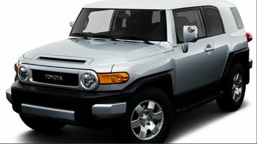 Specification Video:  FJ Cruiser Video