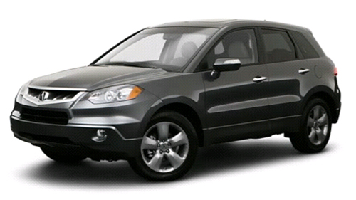2009 Acura RDX Video Specs