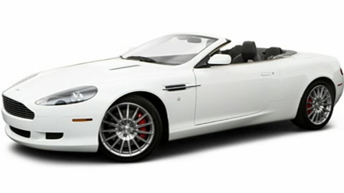 Sp�cification Vid�o : Aston Martin DB9 2009 Video