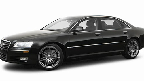 Sp�cification Vid�o : Audi A8 2009 Video