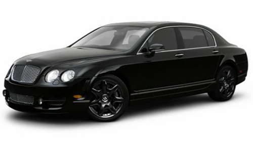Sp�cification Vid�o : Bentley Continental Flying Spur 2009 Video
