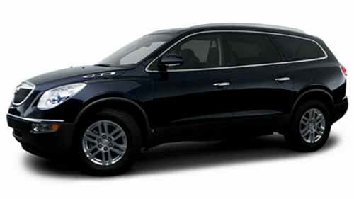 2009 Buick Enclave Video Specs